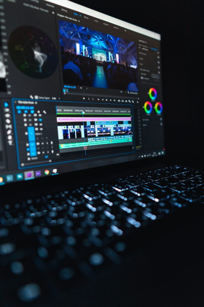 Editing Your Promotional Video