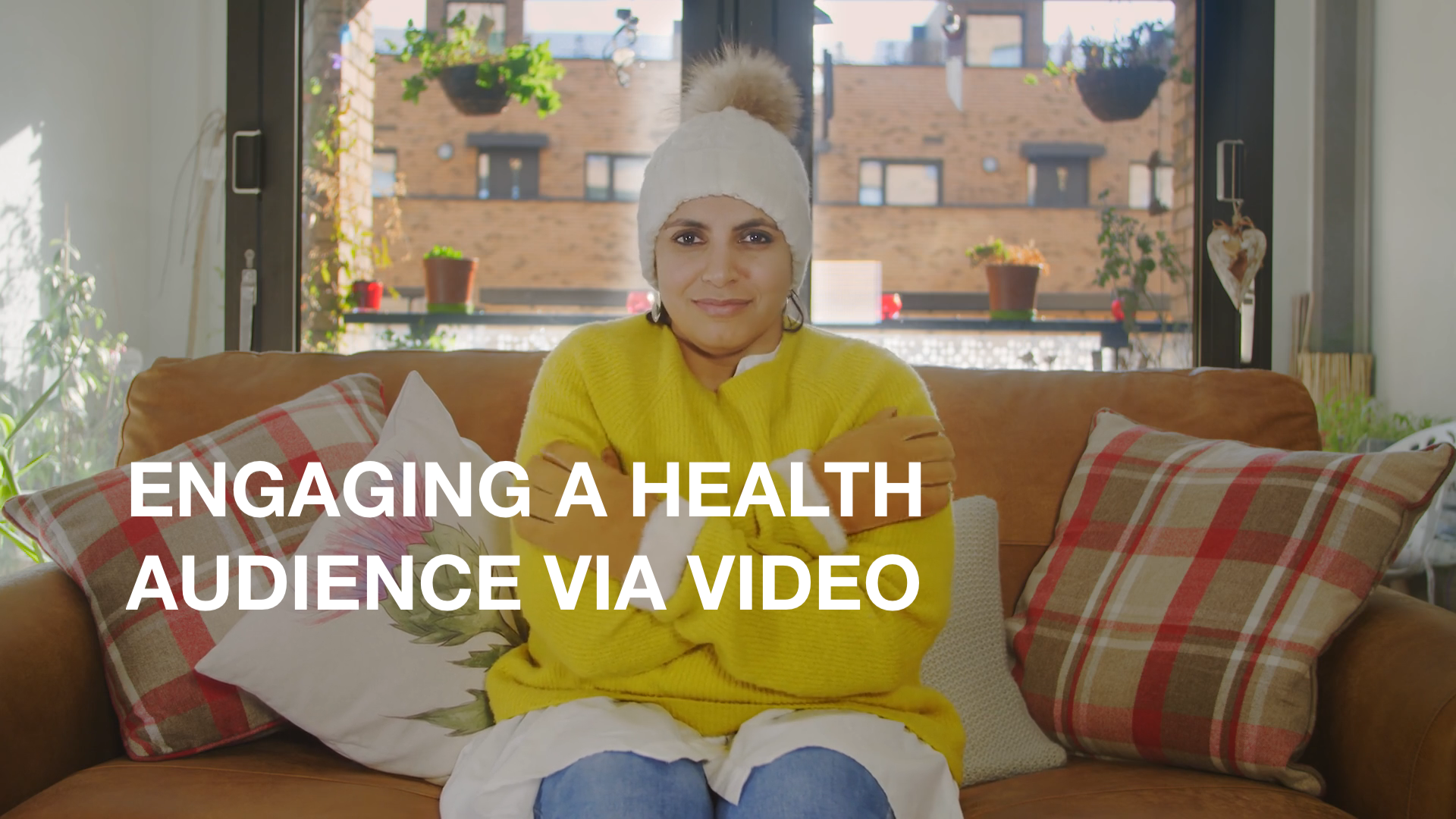 Engaging a Health Audience via Video