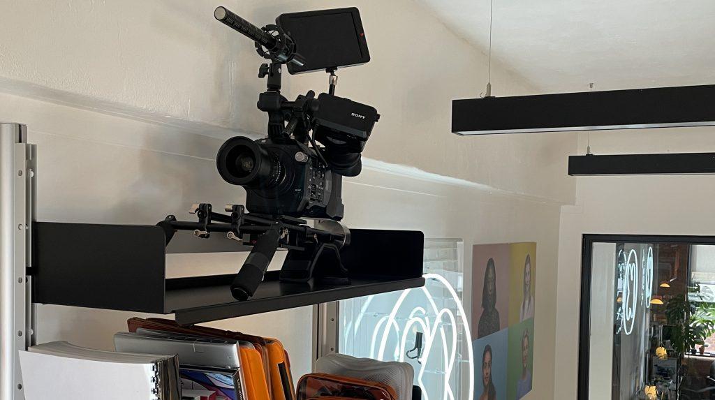 Fs7 camera rig video company