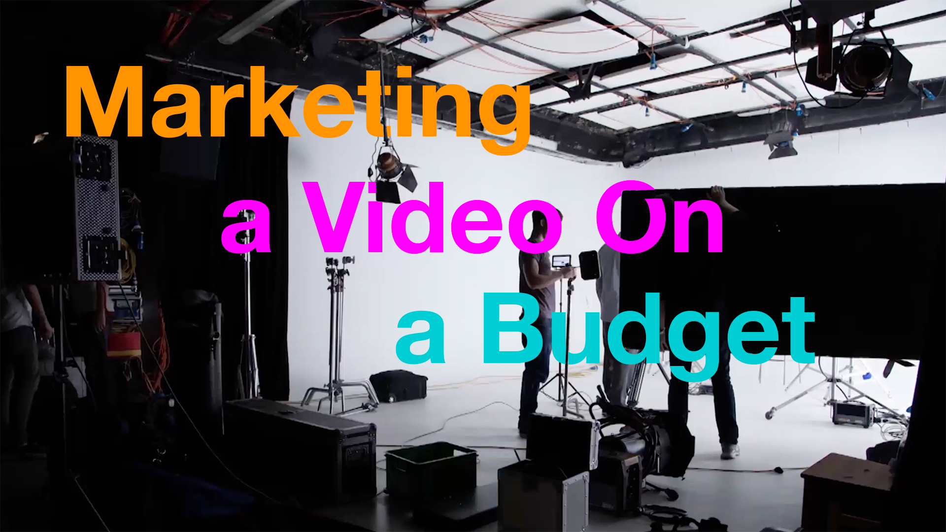 Marketing a Video On a Budget