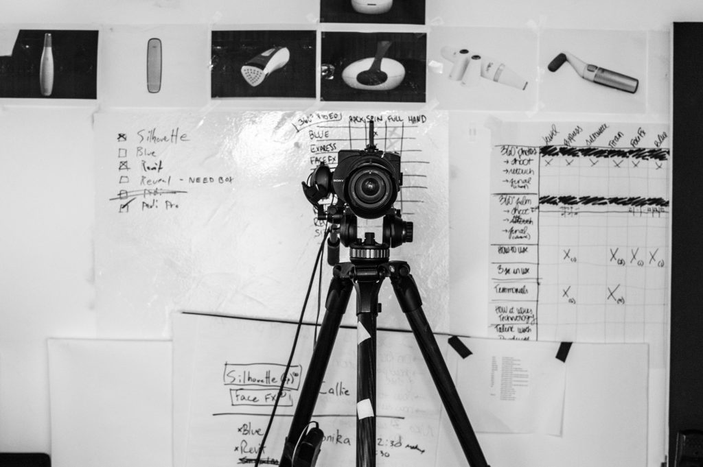 Pre-Production of Video Content
