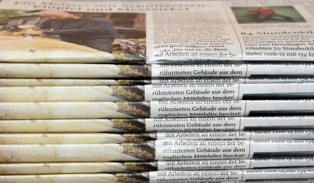 Student Newspapers and Blogs