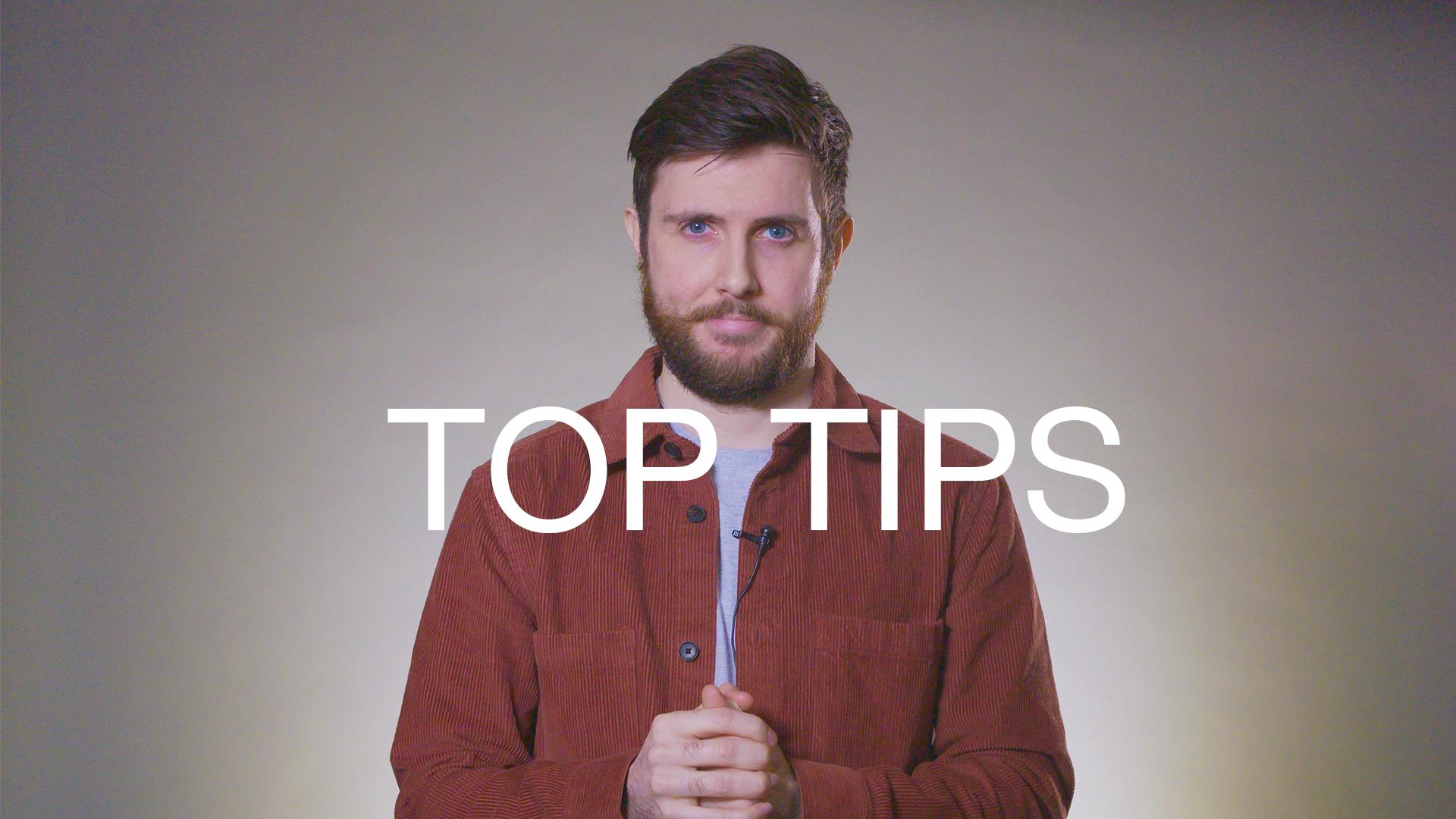 Video Marketing Top Tips