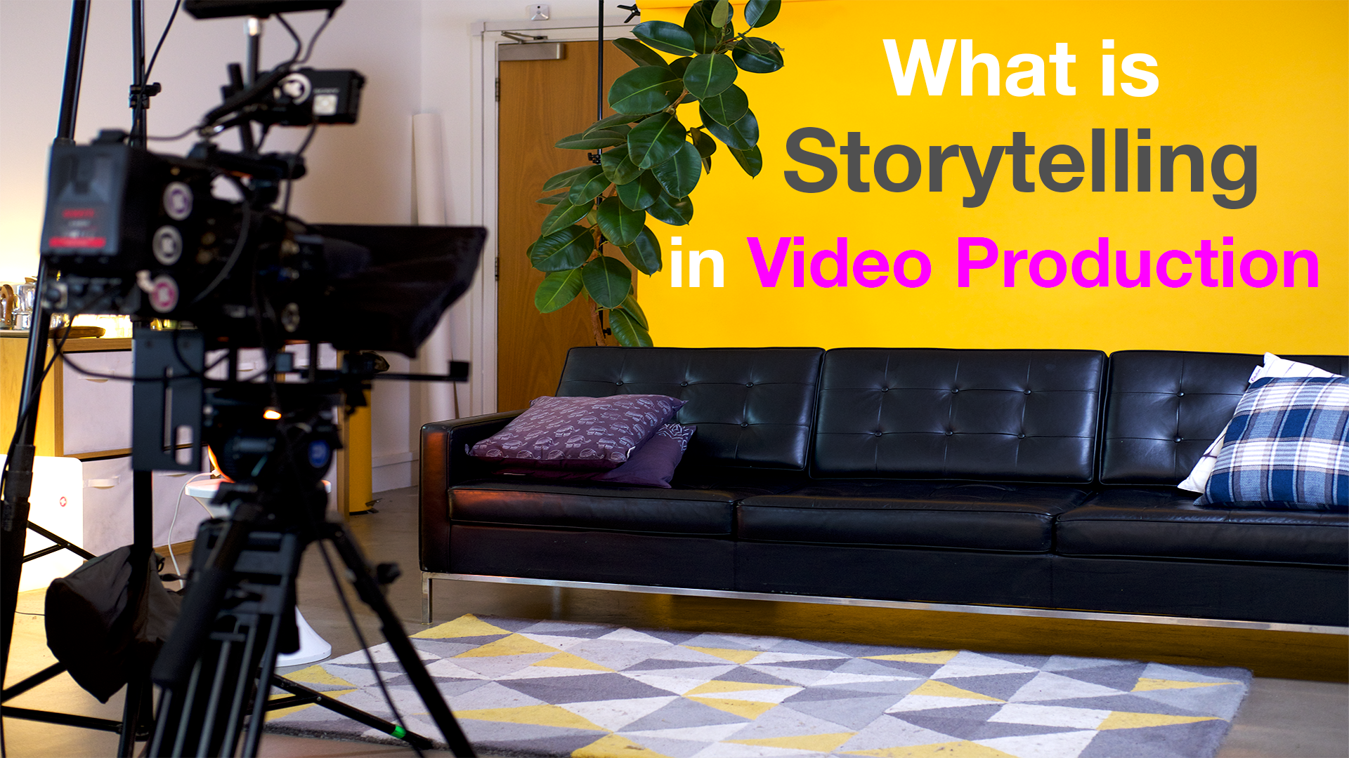 What is Storytelling in Video Production