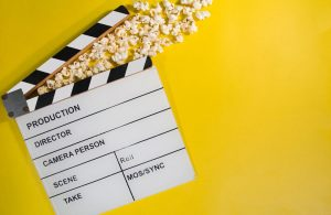 Clapboard for video production