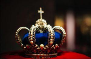 Extravagant crown